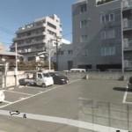 中野区丸山2-5-5・駐車場