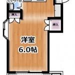 サンメゾン203号室